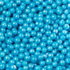 Sprinkles - Pearl Beads - Blue