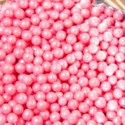 Sprinkles - Pearl Beads - Pink