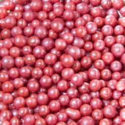 Sprinkles - Pearl Beads - Red