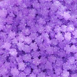 Crystal Rock - Purple