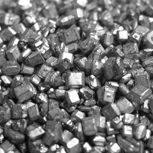 Sprinkles - Mini Metallic Sand - Silver