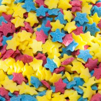 Shape Sprinkles - Star