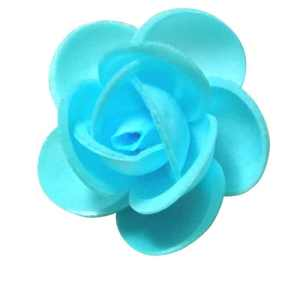 Wafer Roses - Blue